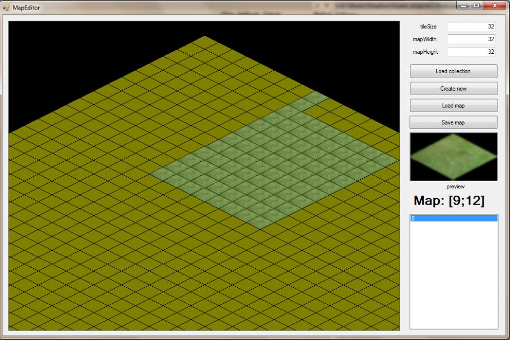 Old map editor (GDI+)